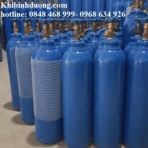 bình khí argon 10 lít