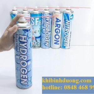 bình khí hydro mini